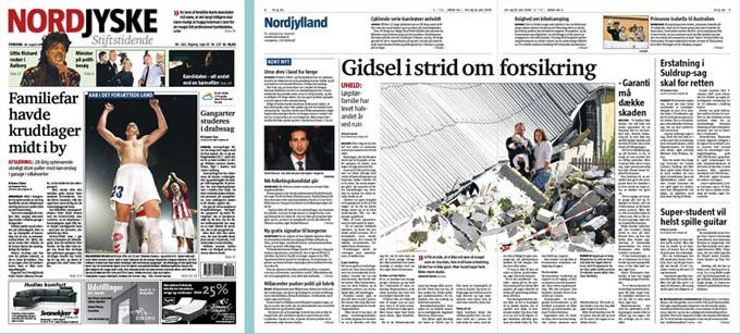 nordjyske stiftstidende avis